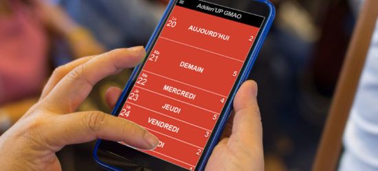 application mobile gmao